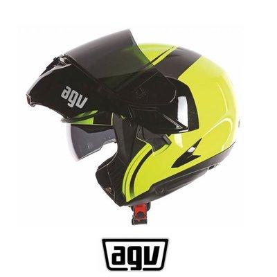 AGV Compact Course Yellow
