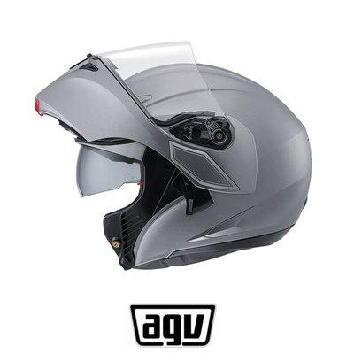 AGV Compact Matt Grey