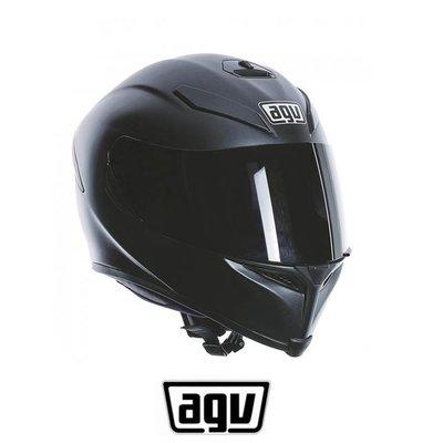 AGV K5 Matt Black