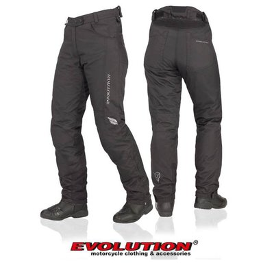Evolution TP2.50 Zwart