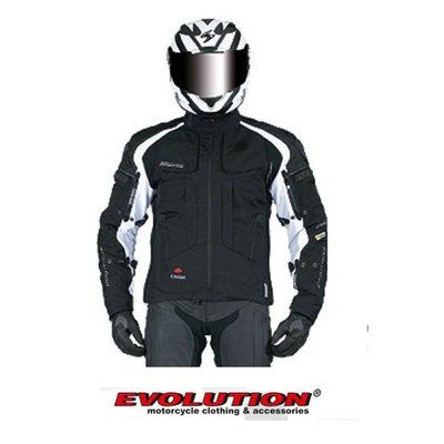 Evolution TJ2.28 Black White