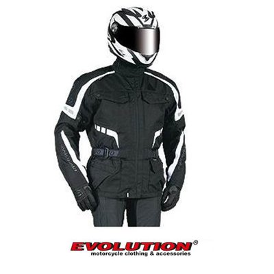 Evolution TJ2.03 Black White
