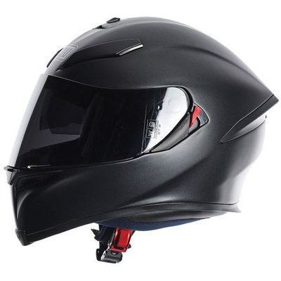 AGV K5 Matt Black