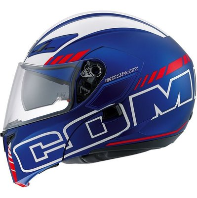 AGV Compact Seattle Matt blue/White/Red