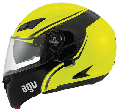 AGV Compact Course Yellow